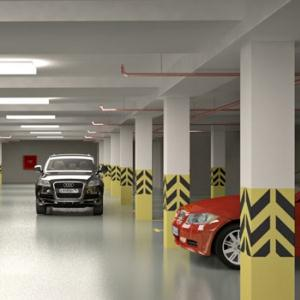 Автостоянки, паркинги Шалинского