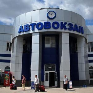 Автовокзалы Шалинского