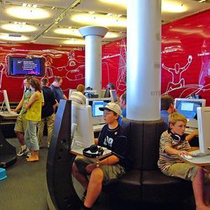 Интернет-кафе Шалинского