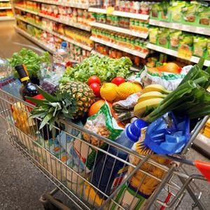 Магазины продуктов Шалинского