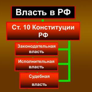 Органы власти Шалинского