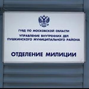 Отделения полиции Шалинского