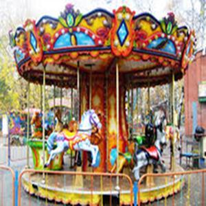 Парки культуры и отдыха Шалинского