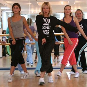 Школы танцев Шалинского