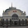 Железнодорожные вокзалы в Шалинском