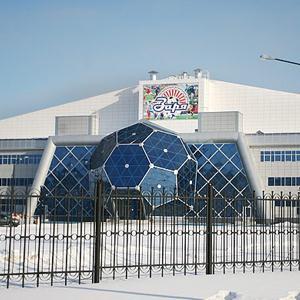 Спортивные комплексы Шалинского