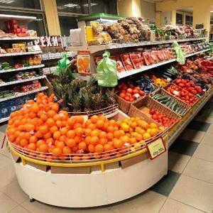 Супермаркеты Шалинского