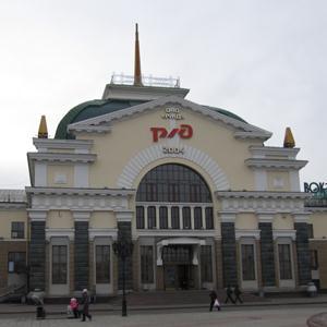 Железнодорожные вокзалы Шалинского
