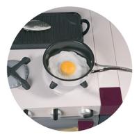 Удачный Отель-клуб - иконка «кухня» в Шалинском